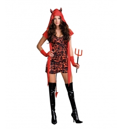 Running With The Devil Costume