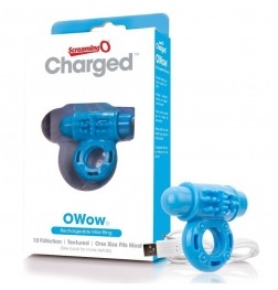 Screaming O Charged Owow Vibe Ring