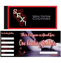 Sex! Coupons Game
