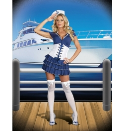 She's On Sail Costume