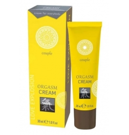 Shiatsu Couple Orgasm Cream 30ml
