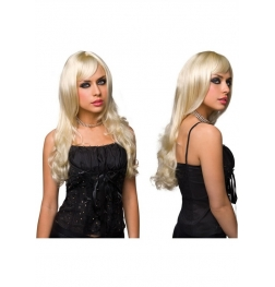 Pleasure Wigs Shirley Platinum Blonde