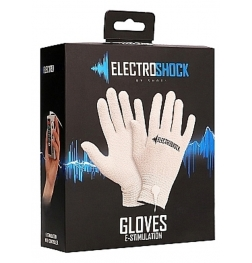 Shots Toys E-Stimulation Gloves