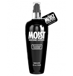 Moist Silicone Lotion 4oz/118ml