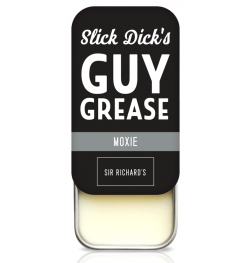 SR Slick Dicks Guy Grease Pheromone Solid Cologne Moxie Unisex