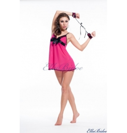 Tempest Babydoll, Panties & Restraints