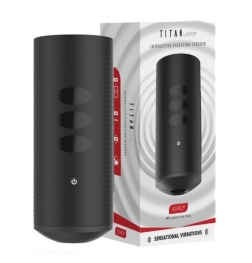 Titan by Kiiroo Interactive Vibrating Stroker