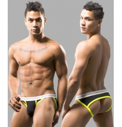 Trophy Boy Arch Jock Black