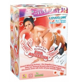 Viva La Evalution Eva Angelina Love Doll