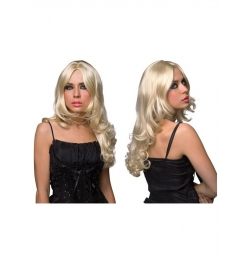 Pleasure Wigs Zoey Platinum Blonde