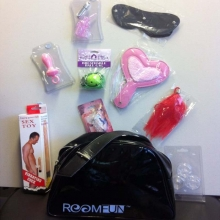 BOUND Sex Kit with Carry Bag
