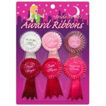Bride-To-Be Award Ribbons