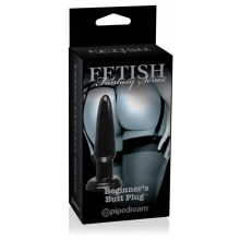 Fetish Fantasy Limited Edition Beginners Butt Plug