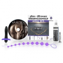 How To ANAL SEX Kit