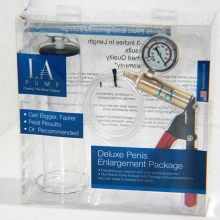 LA Pump Penis Enlargement Package 9 Inch
