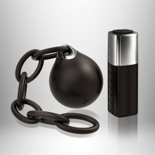 Rocks Off Linx Ball And Chain Rechargeable Remote Control