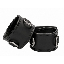 Pain Restraint Ankle Cuffs with Padlock