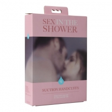 Sex in the Shower Suction Hand Cuffs