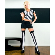 Sexy Referee Adult Costume
