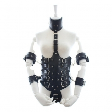 Ultimate Lockdown Leather Cincher