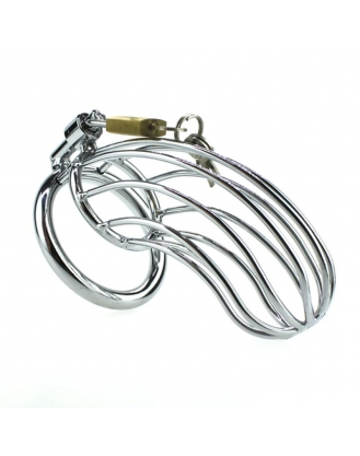 BDStyle Caged Tiger Chastity Device