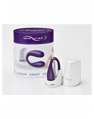 We-Vibe 3 Replacement Charge Cradle and Adaptor